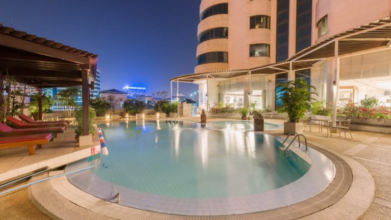 A-One Boutique Hotel : Swimming Pool